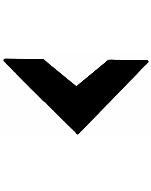 Πασπαρτού για κορνίζες, μαύρο 019