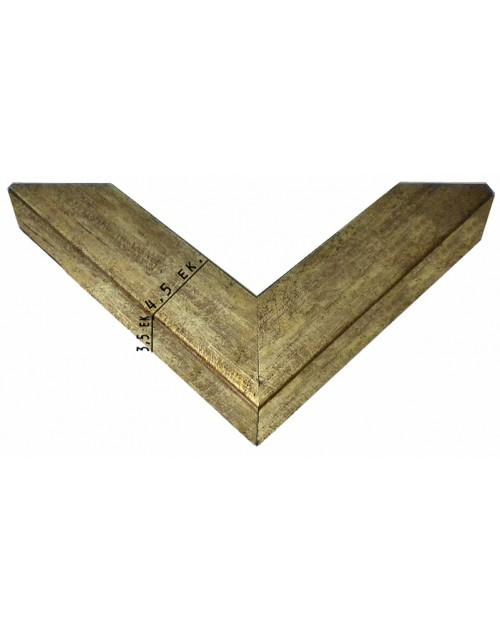ΚΟΡΝΙΖΑ ΞΥΛΙΝΗ (4,5 ΕΚ.) ΑΣΗΜΟΧΡΥΣΗ 1440