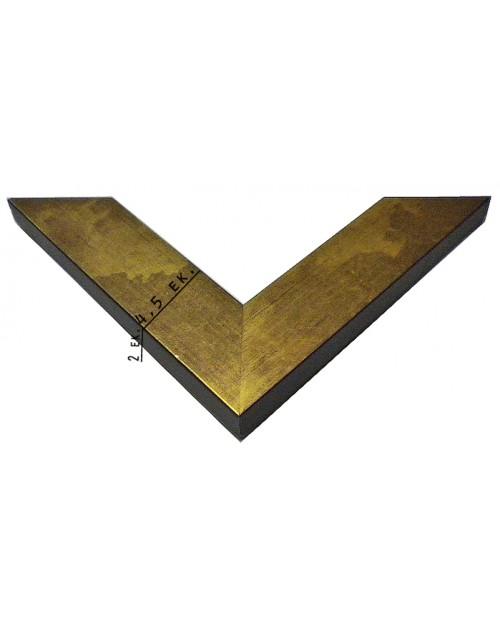 ΚΟΡΝΙΖΑ  ΞΥΛΙΝΗ (4,5 ΕΚ.) ΜΠΡΟΝΖΕ 1398
