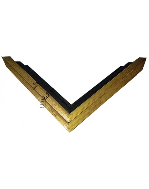 ΚΟΡΝΙΖΑ ΞΥΛΙΝΗ (1,2 ΕΚ.)ΧΡΥΣΗ ΣΚΟΤΙΑ 1332